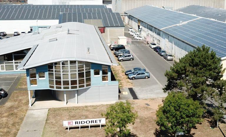 Ridoret Energie panneaux photovoltaïques La Rochelle